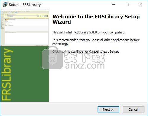 FRSLibrary(多媒体管理软件)
