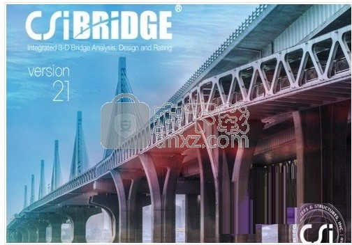 CSI Bridge Advanced 2019破解补丁
