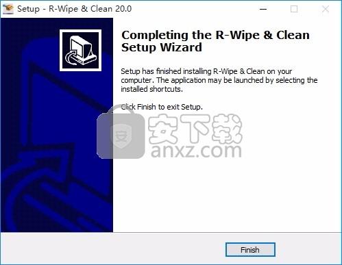 R Wipe Clean破解版(电脑磁盘清理工具)