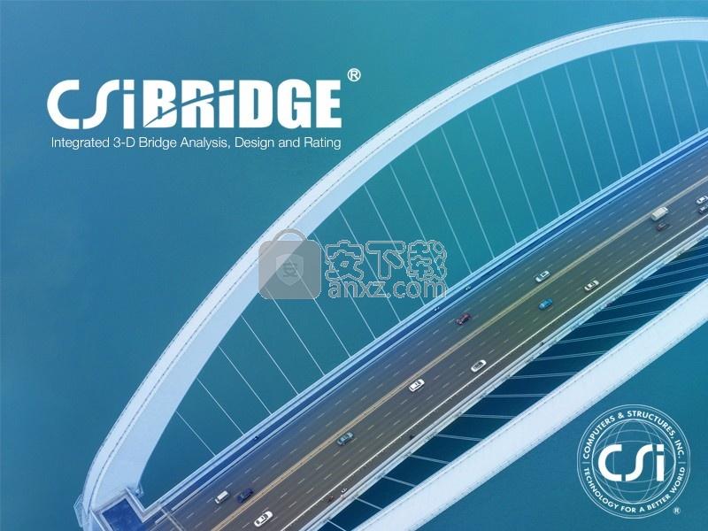 CSI Bridge Advanced 22破解版 64位
