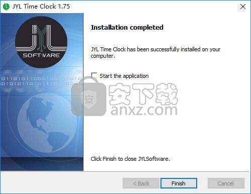 JYL TimeClock(时间追踪管理工具)