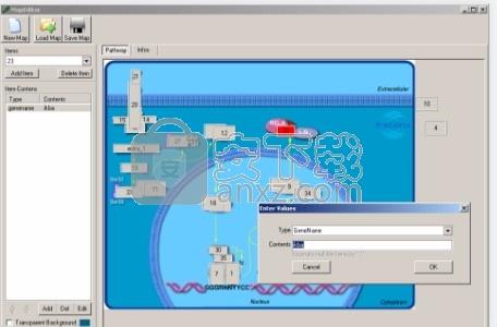 GENOM 2005(生物基因研究与数据分析工具)