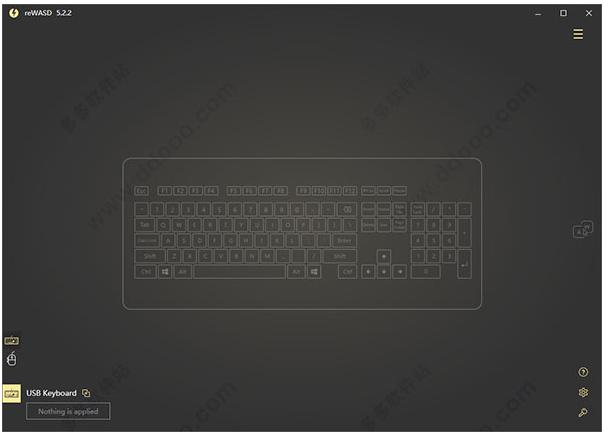 手柄键盘映射器_ReWASD破解版-Xbox One手柄映射工具下载 v5.2.2.1757 破解版 - 安下载