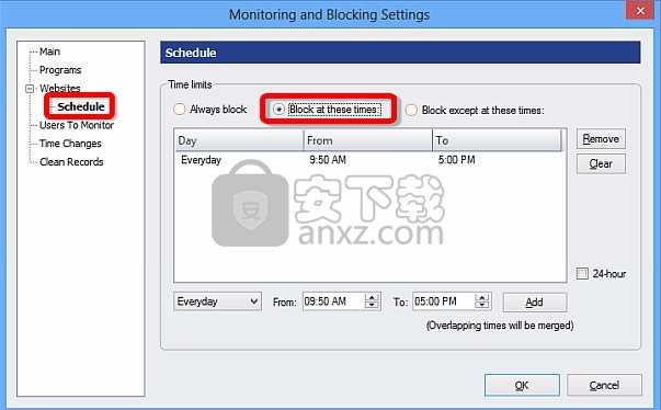 SprintWork(时间干扰与跟踪软件)