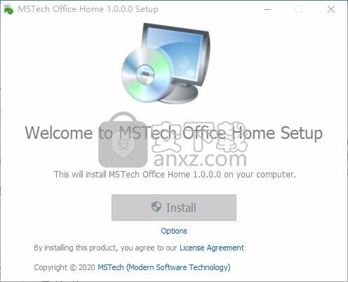 MSTech Office Home(办公工具)