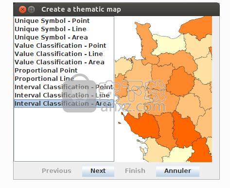 OrbisGIS(开源地理信息系统)