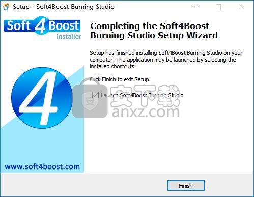 Soft4Boost Burning Studio下载(光盘刻录软件)