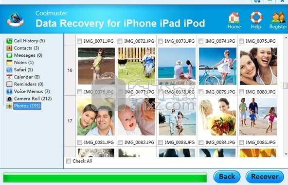 Coolmuster iPhone Backup Extractor(备份提取工具)
