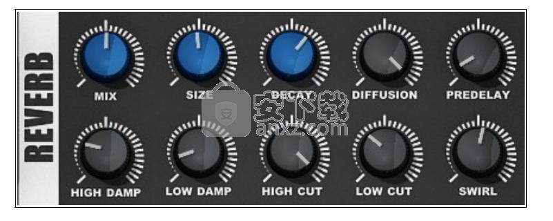 Tone2 UltraSpace(音频混响软件)