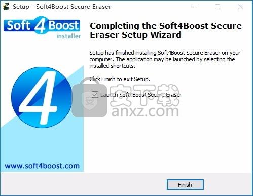 Soft4Boost Secure Eraser(文件数据擦除工具)