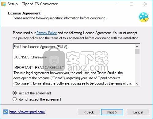Tipard TS Converter(TS视频文件转换工具)