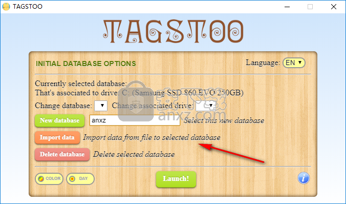 Tagstoo(自定义文件标签软件)