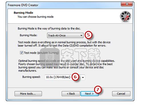 Freemore DVD Cteator(DVD创建工具)