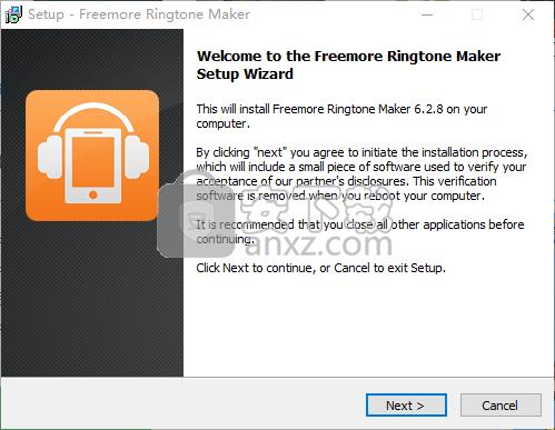 Freemore Ringtone Maker(免费铃声制作软件)