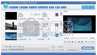 Tipard HD Video Converter破解版(视频转换器)