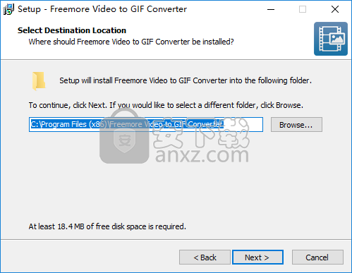 Freemore Video to GIF  Converter(视频转GIF转换器)
