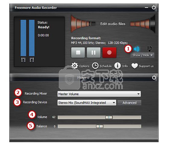 Freemore Audio Recorder(Freemore录音机)