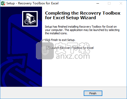 Recovery Toolbox for Excel(Excel修复工具)