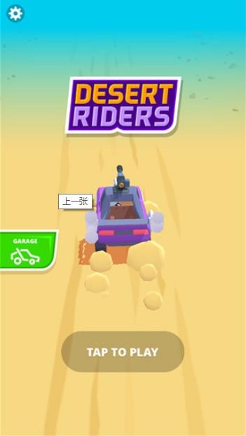 沙漠骑手(1)