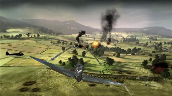 空中战场3D(1)