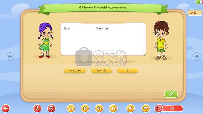 KidsTalk(少儿英语互动课堂)