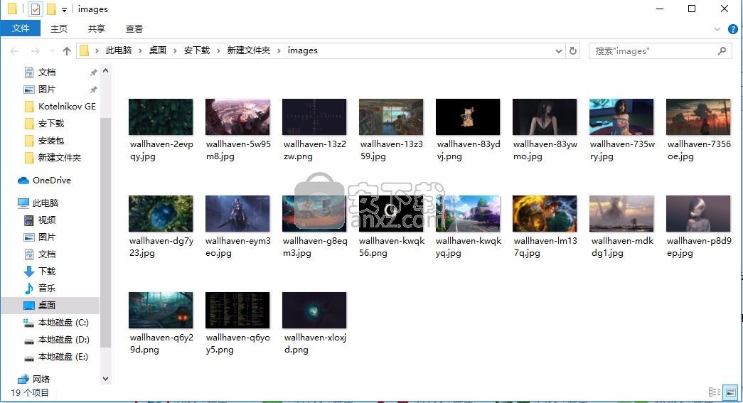WallHaven Downloader(WallHaven图片下载器)
