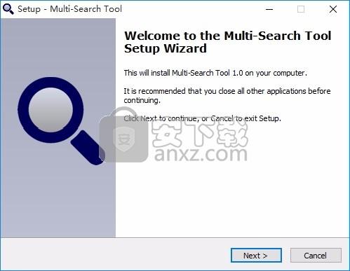 Multi-Search Tool(多重搜索工具)