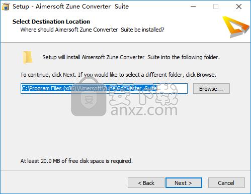 Aimersoft Zune Converter Suite(Zune视频转换器)