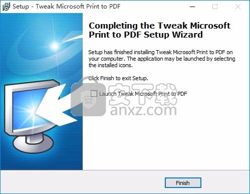Tweak Microsoft Print to PDF(多功能PDF管理工具)