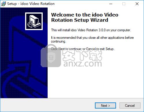idoo Video Rotation(视频旋转软件)