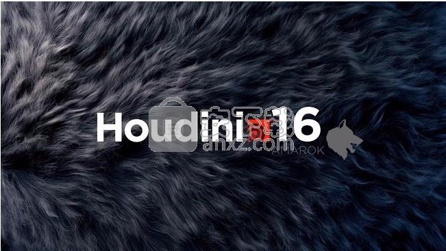 SideFx Houdini FX 16(3D图形设计与特效处理)