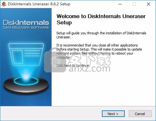 DiskInternals Uneraser(多功能文件恢复工具)