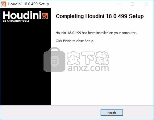 SideFX HoudiniFX 18破解补丁