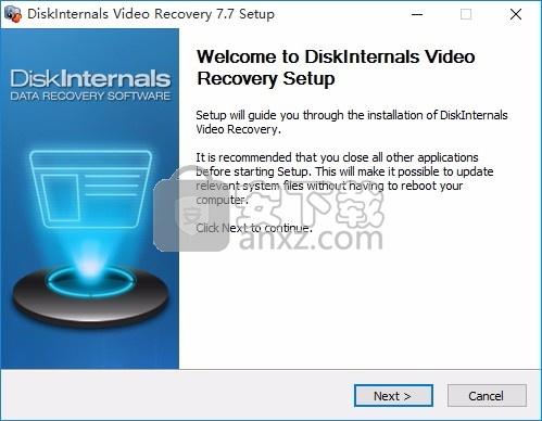 DiskInternals Video Recovery(多功能视频恢复工具)