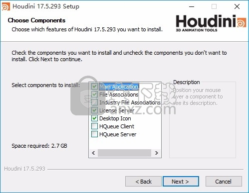 SideFX Houdini FX 17(3D图形设计与特效处理)