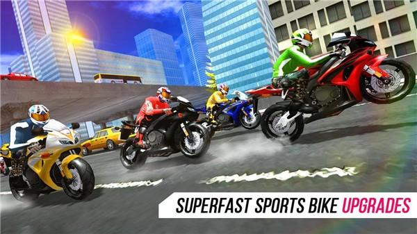 城市摩托车竞赛(4)