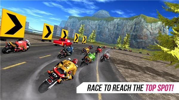 城市摩托车竞赛(3)