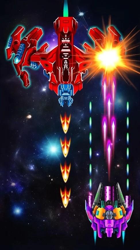 银河袭击独立行动(5)