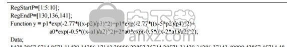 1stOpt(多元非线性曲线拟合软件)