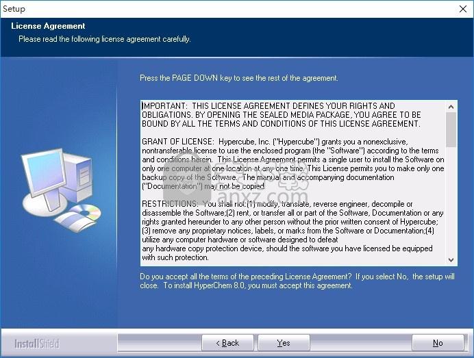 HyperChem破解补丁