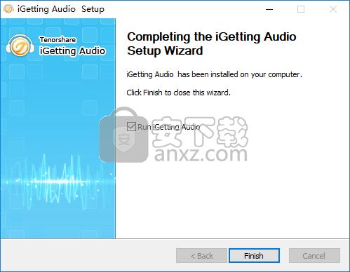 Tenorshare iGetting Audio(流媒体音频录制工具)