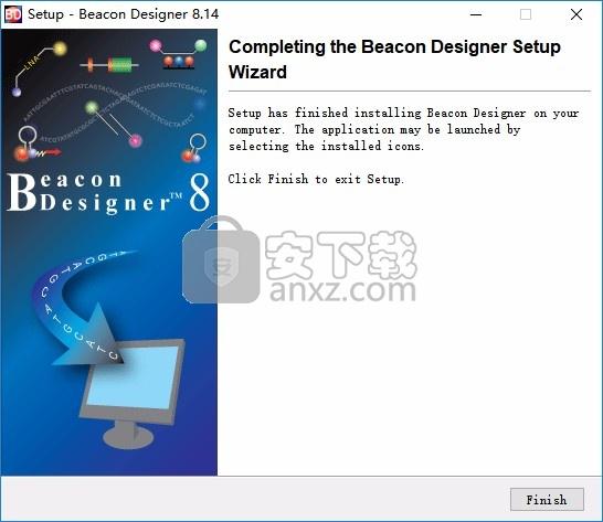 Beacon Designer8下载(pcr引物设计软件)