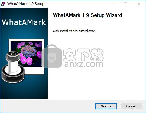 WhatAMark(图片添加水印工具)