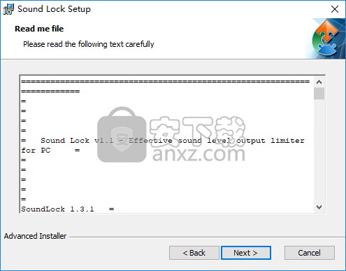 Sound Lock(电脑音量控制器)