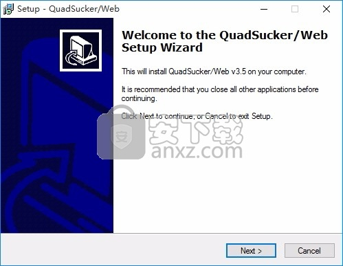 QuadSucker/Web(多功能站点资源下载工具)