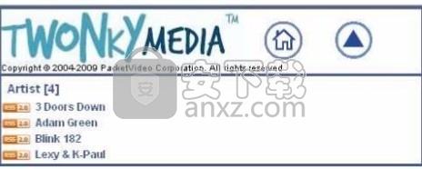 Twonky Media Server(注册码)