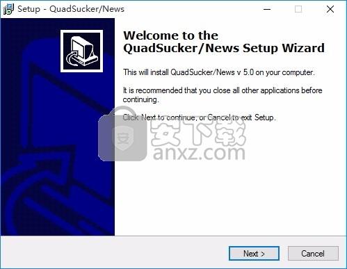 QuadSucker/News(多线程新闻组下载器)