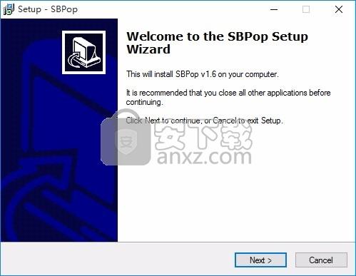 SBPop邮箱监控工具(SBPop Mailbox Notifier)