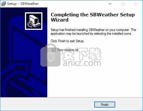 SB Weather(气象站数据监视软件)