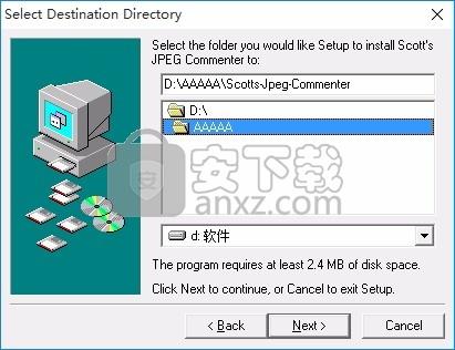 JPEG Commenter(查看/处理JPEG文件中评论工具)